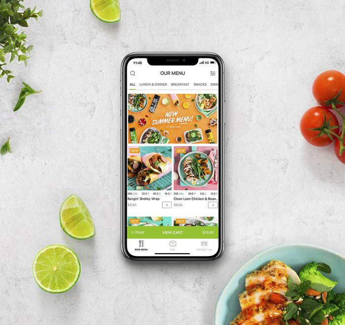 YouFoodz - Featured Portfolio