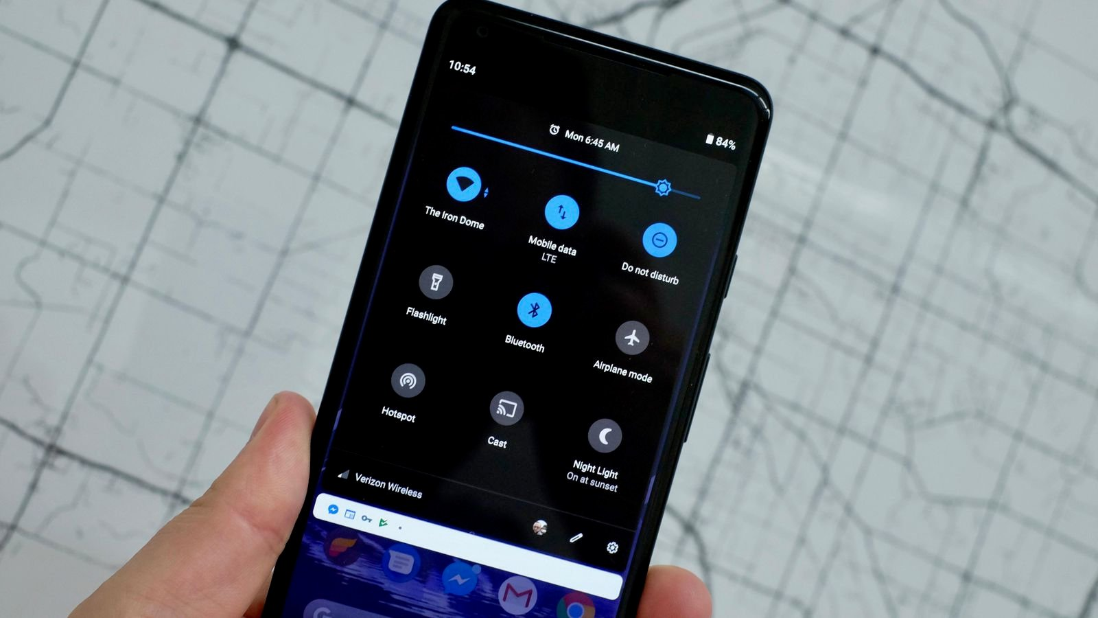 Android Q May Finally Deliver A System Wide Dark Mode - Appetiser