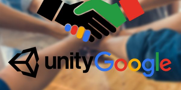 Google and Unity