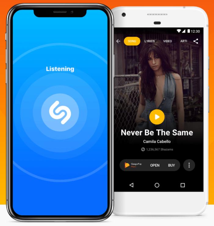 Shazam Business App
