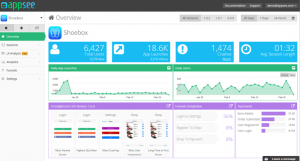Appsee app tools for analytics