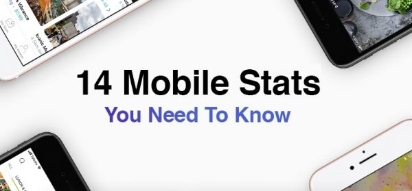 14 Mobile Stats You Need to Know - Infographic