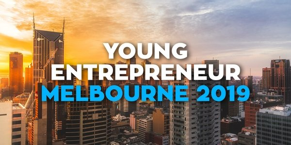 Young Entrepreneur Awards Melbourne 2019