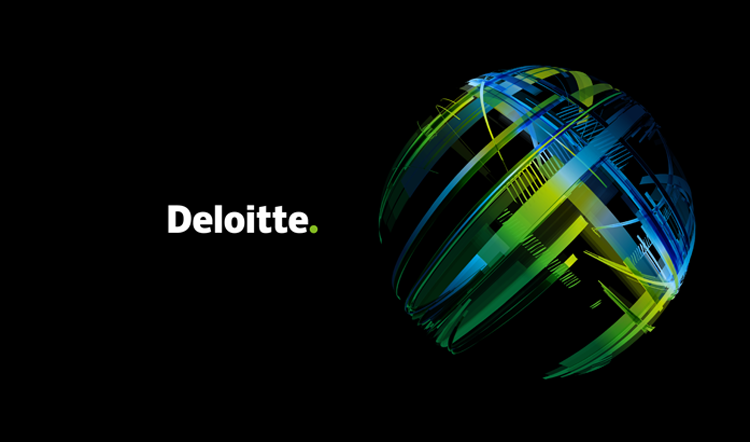 Deloitte Awards Logo